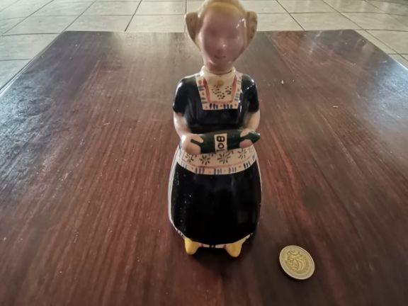 Mrs. Bolls Figurine (Rare Item)
