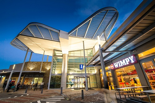 Shops you will find in T Whale Coast Mall
